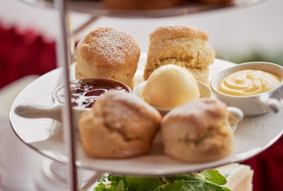 Royal Afternoon Tea for Two