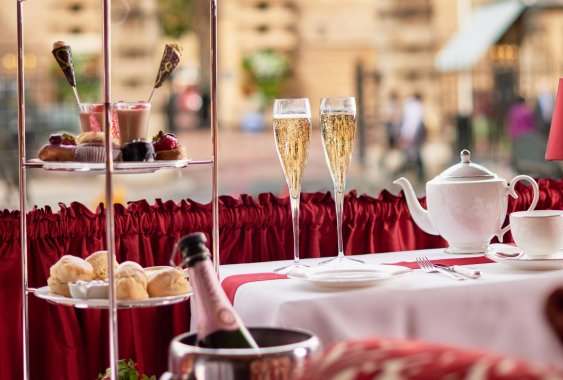 Champagne Royal Afternoon Tea for Two